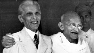 جناح اور گاندھی