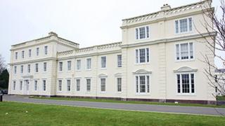 The Priory Ticehurst House