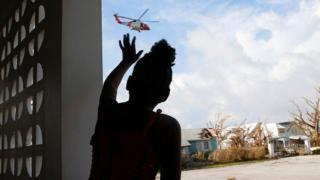 Ситуация на Багамах