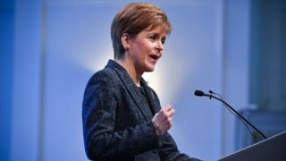 Nicola Sturgeon: Wellbeing as important as economic growth