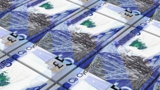 scotland banknotes