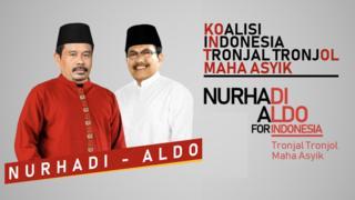 Facebook / Nurhadi-Aldo