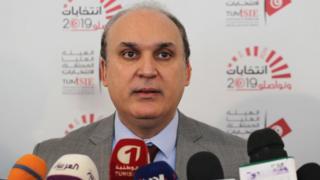 Nabil Baffoun, chef de la Haute Autorité électorale indépendante de Tunisie
