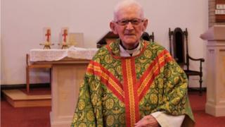 Father Tom Kennedy
