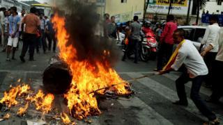 Беспорядки в Бангалоре