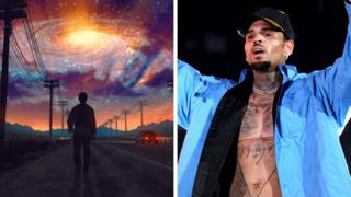 'Chris Brown lifted my artwork and didn't even credit me'