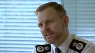 Chief Constable Matt Jukes