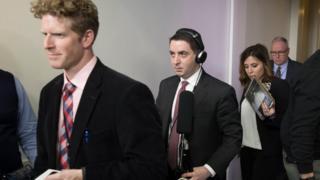 журналисты в Белом доме