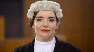The new S4C legal drama Dim ond y Gwir (Only The Truth) started last week