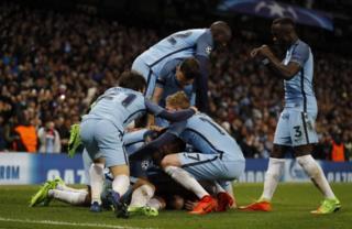 Abakinyi ba Manchester City
