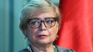 Judge Malgorzata Gersdorf, 30 Apr 20