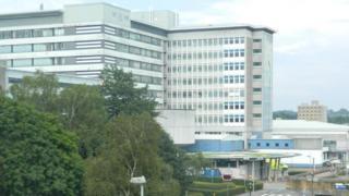 environment University Hospital of Wales