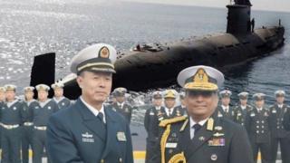 'বানৌজা নবযাত্রা' এবং 'বানৌজা জয়যাত্রা' নামে দুটি সাবমেরিন বাংলাদেশ নৌবাহিনীর বহনে যুক্ত হবে