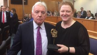 Lord Matthews / Prof Dame Sue Black