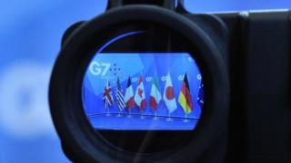 Флаги Большой семерки