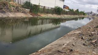 Di Osapa London canal wey government don clear