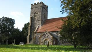 Church in the Bath and Wells diocese