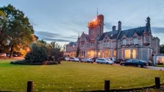 Newton Hotel, Nairn