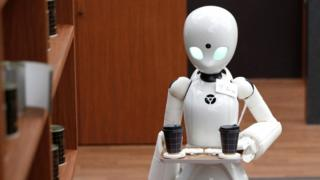 OriHime-D robot