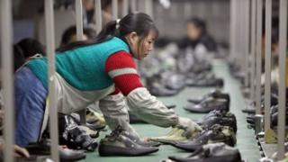 चीन की महिला