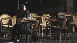 Edinburgh cafe