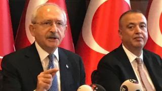 CHP Genel Başkanı Kemal Kılıçdaroğlu ve Battal İlgezdi