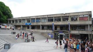 UEA square