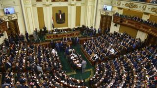 البرلمان المصري يبدأ مناقشة اتفاقية تعيين الحدود البحرية بين مصر والسعودية (صورة أرشيفية)