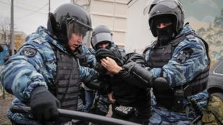 Полиция в Москве