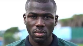 Ihiganwa rya BBC ry'umukinyi wa Afrika: Kalidou Koulibaly