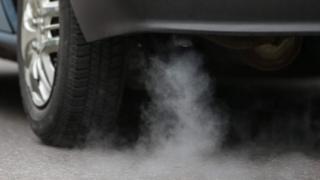 Vehicle exhaust