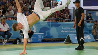بریک دنس به المپیک 2024 راه پیدا میکند؟