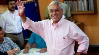 Wannan shi ne karo ba biyu da Mr Sebastián Piñera ya zama shugaban kasar Chile