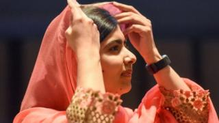 Malala in New York