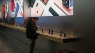 slow iphone sales