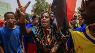 30 جون کو خرطوم میں مظاہرہ