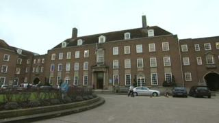 West Sussex County Council HQ