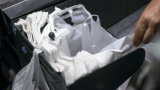 ถุงพลาสติก