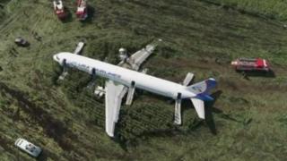 Pesawat Ural Airlines Airbus 321