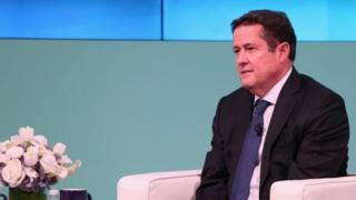 Barclays chief executive, Jes Staley