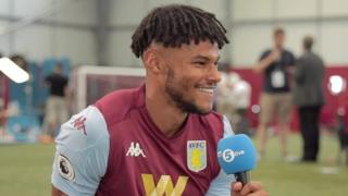 Tyrone Mings on leaving non-league to join Ipswich Town.