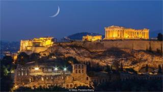 一些天文愛好者認為,建造希臘神廟是為了在天空中找到與人類在地球上的居住地一樣的行星。