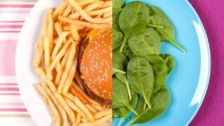 जंक फूड विरुद्ध पौष्टिक आहार?