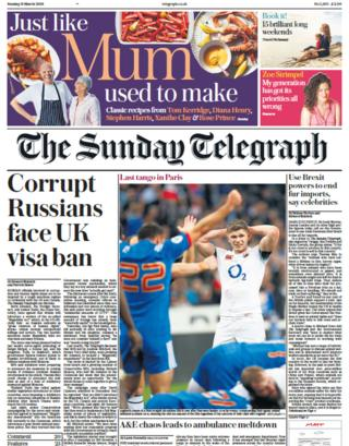 Sunday Telegraph