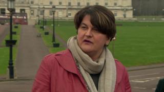 Stormont: Sinn Féin says talks were a 'sham'