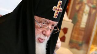 Католикос-Патриарх Илия II
