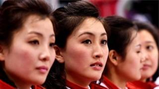 شمالی کوریا کی خواتین