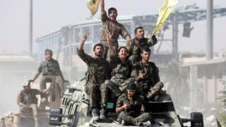 L'alliance des Forces démocratiques syriennes a mené la lutte contre le groupe de l'État islamique en Syrie.