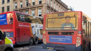 hope street buses