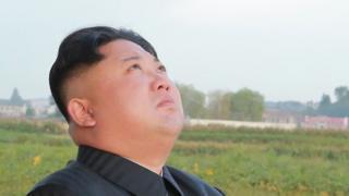 김정은 조선로동당 위원장